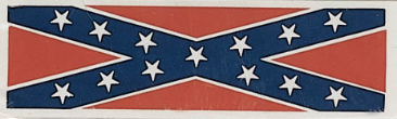 Confederate Bumper Sticker