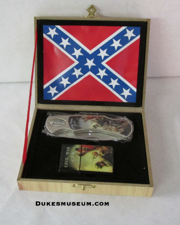"Confederate ""Civil War"" Pocket Knife"