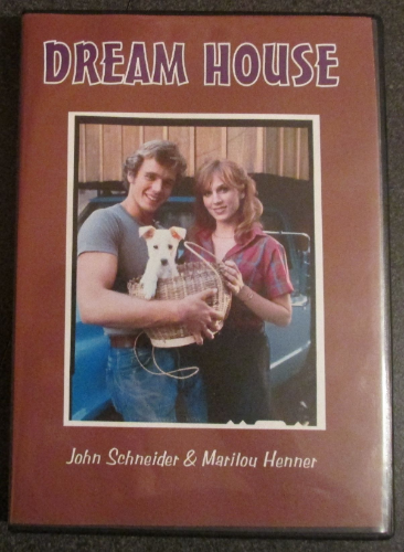 Dream House DVD- JOHN SCHNEIDER