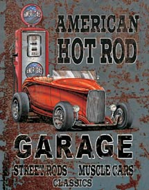 American Hot Rod Garage