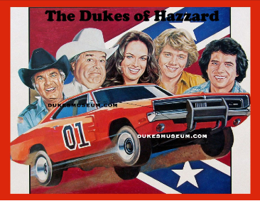 Dukes of Hazzard Album Photo