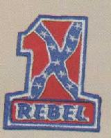 Rebel #1 Patch