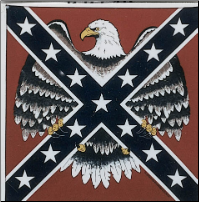 Confederate Eagle Bandana (SKU: B68)