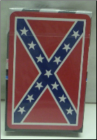 Confederate playing cards (SKU: RL1750)