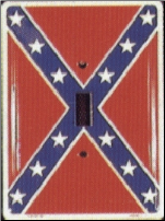 Confederate Light Switch Plate (SKU: RL1772)