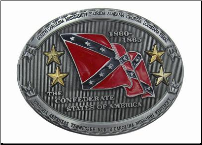 Rebel Belt Buckle (SKU: BU268)