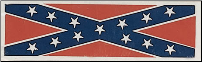 Confederate Bumper Sticker (SKU: RL1709)