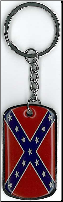 Rebel Dog Tag Keychain (SKU: RL1864)