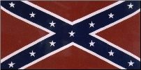 Confederate Flag  Towel (SKU: RL1773)