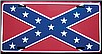 Confederate License Plate (SKU: MP8837)