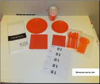 Hazzard County Birthday Tableware Kit (SKU: haztablewarekit)