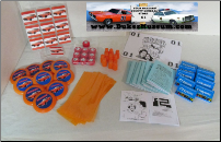 Hazzard County Birthday Party Favor Kit (SKU: favorkit1)