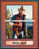 "John Schneider 8x10 ""Wild Jack"" Photo (SKU: wildjack1)"