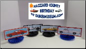 Hazzard County Birthday