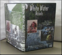 White Water Rebels DVD- CATHERINE BACH (SKU: whitewater)