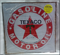 Texaco Logo Tin Sign (SKU: TNtexacologo)