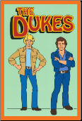 The Dukes Cartoon