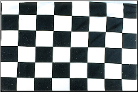 Checker Flag 2' x 3' (SKU: R6605)