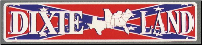 Rebel Dixieland Metal Street Sign (SKU: RL1771)
