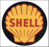 Shell Gasoline Tin Sign (SKU: TN181)
