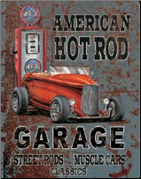 American Hot Rod Garage (SKU: TN369)